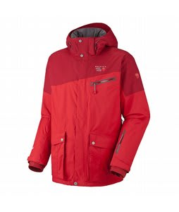 Mountain Hardwear Automator Ski Jacket Red/Thunderbird Red
