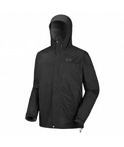 Mountain Hardwear Epic Rain Jacket Black