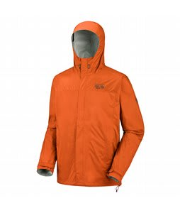 Mountain Hardwear Epic Rain Jacket Bonfire