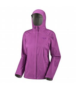 Mountain Hardwear Epic Rain Jacket Dewberry