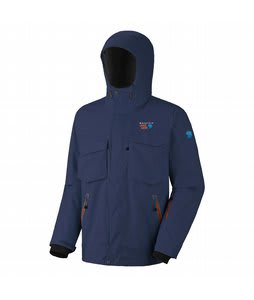 Mountain Hardwear Frenetic Ski Jacket Sapphire