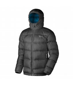 Mountain Hardwear Kelvinator Hooded Down Jacket Black