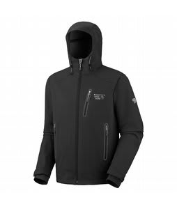 Mountain Hardwear Mercurial Softshell Jacket Black