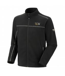 Mountain Hardwear Microchill Fleece Black