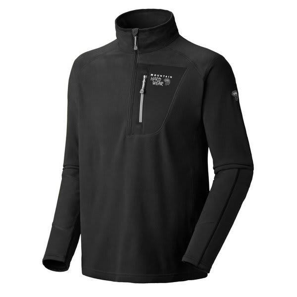 Mountain Hardwear Microstretch Zip T Fleece