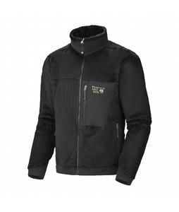 Mountain Hardwear Monkey Man Fleece Black