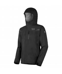 Mountain Hardwear Stretch Cohesion Tech Shell Jacket Black
