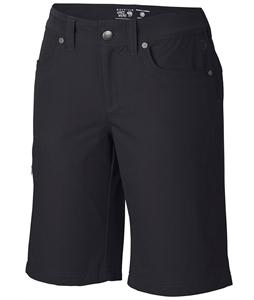 Mountain Hardwear La Strada Shorts Black