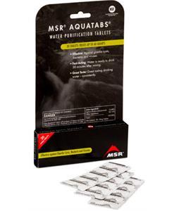 MSR Aquatabs Water Treatment