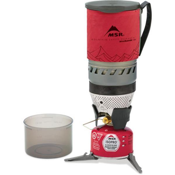 MSR Windburner 1.0L Personal Camp Stove System