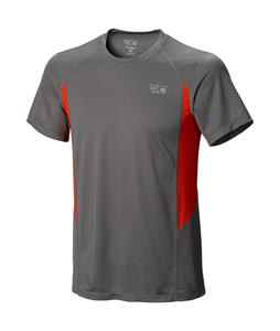 Mountain Hardwear Double Wicked Shirt Titanium