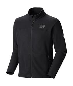 Mountain Hardwear MicroChill Jacket Fleece Black