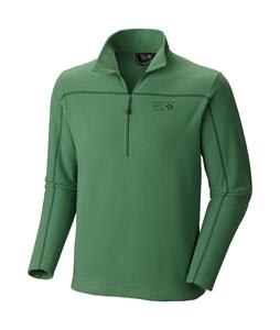 Mountain Hardwear MicroChill Zip T Fleece Zen Green