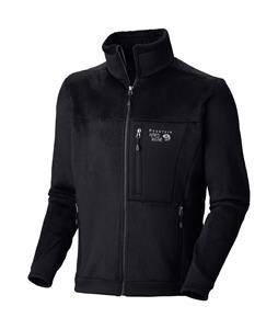 Mountain Hardwear Monkey Man 200 Fleece Black/Black