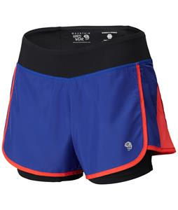 Mountain Hardwear Pacer 2-in-1 Shorts Nectar Blue