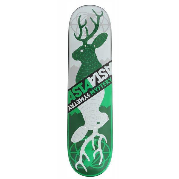 Mystery Asta Symetry Skateboard Deck