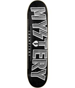 Mystery Champions Silver Skateboard