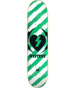 Mystery Lightning Skateboard Green