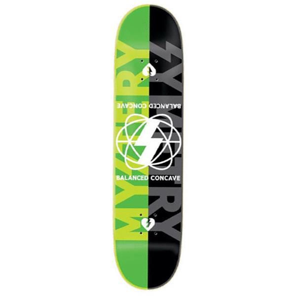 Mystery Symmetry Team Skateboard