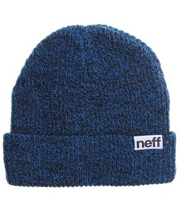 Neff Fold Heather Beanie Black/Blue