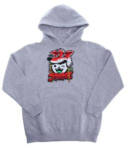 Neff Savage Hoodie Athletic Heather