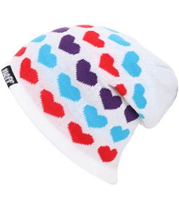 Neff Amor Beanie White