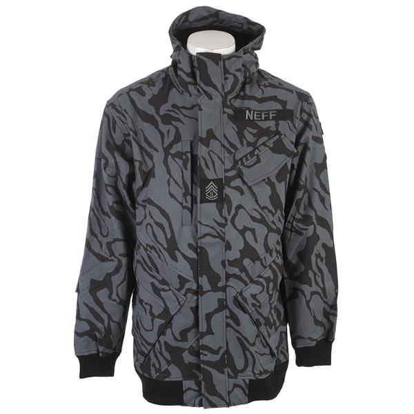 Neff Assault Softshell Jacket