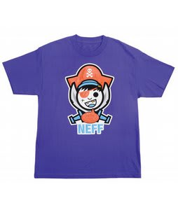 Neff Aye Aye T-Shirt Purple