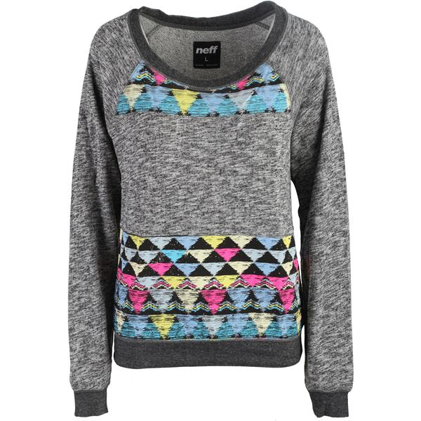 Neff Aztec Pullover Sweatshirt