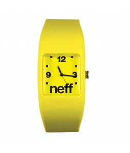 Neff Bandit Watch Yellow