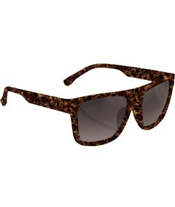 Neff Bang Sunglasses Tortoise Brown Lens