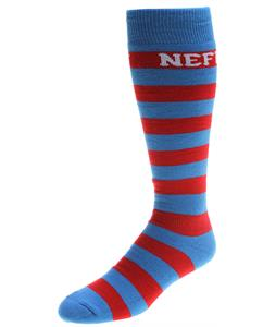 Neff Big Little Stripe Snow Socks