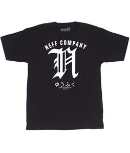 Neff Bizaz T-Shirt Black