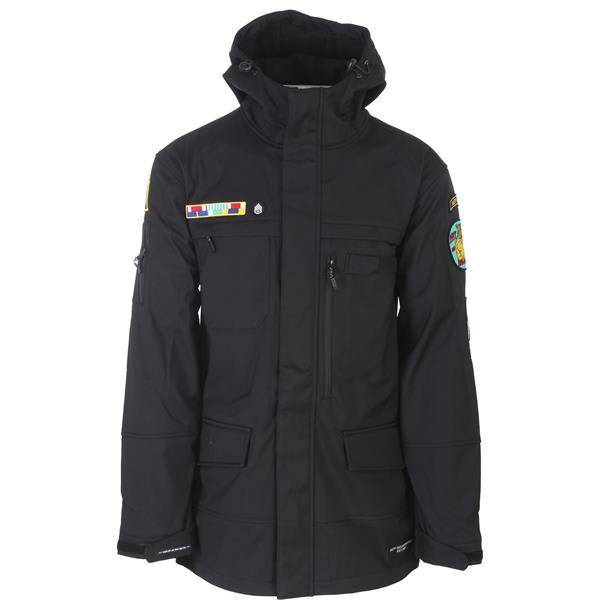 Neff Black Ops Softshell Jacket