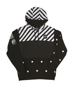 Neff Black N White Pullover Hoodie