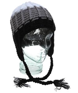 Neff Boomer Beanie Black/Grey/White