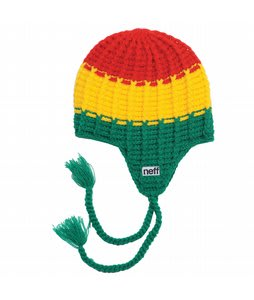 Neff Boomer Beanie Rasta