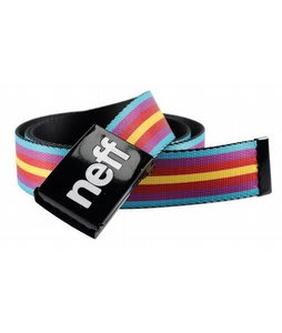 Neff Bow Scout Belt Red