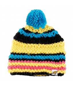 Neff Bozo Beanie Yellow