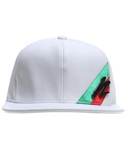 Neff Cartel Cap White