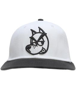 Neff Snoop Micro Dog Cap White