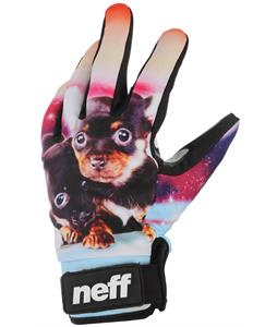 Neff Chameleon Gloves Puppy