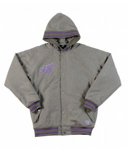 Neff Champ Jacket Grey