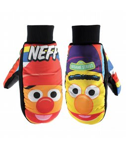 Neff Character Mittens Bert And Ernie