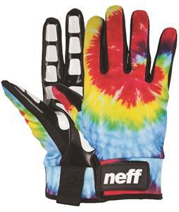 Neff Chameleon Pipe Gloves Tie Dye