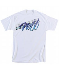 Neff Class Act T-Shirt White