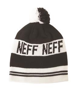Neff Classic Beanie Black/White