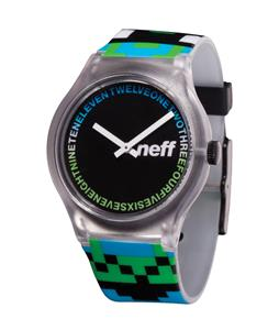 Neff Clear Watch Artisan Green