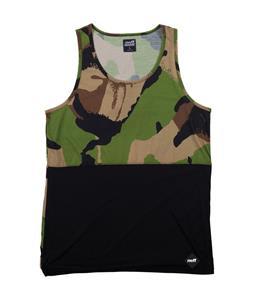 Neff Commando Tank Black