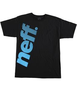 Neff Corp Fader T-Shirt Black